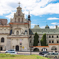 Klasztory