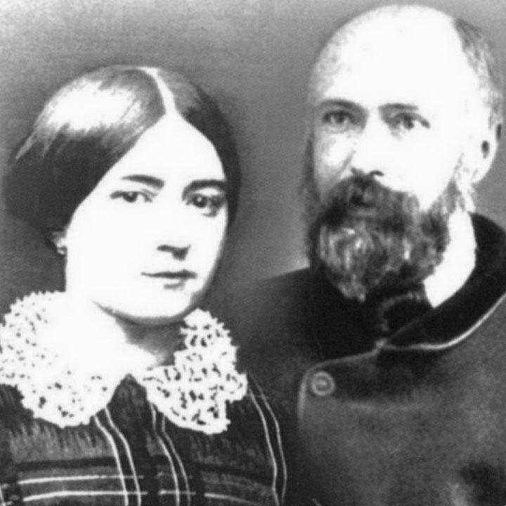 Święci Małżonkowie <br/> Zelia i Ludwik Martin <br/> 1831 – 1877 / 1823 – 1894