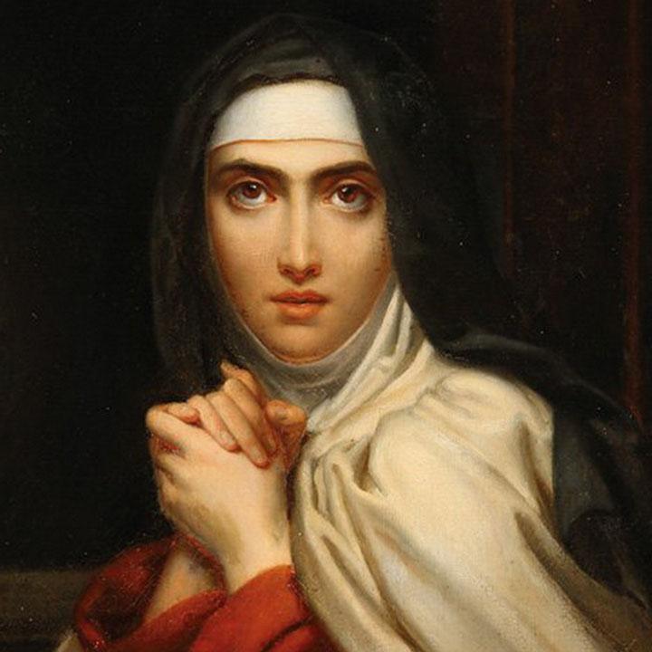 Święta Teresa od Jezusa <br/>(Teresa de Ahumada) <br/>1515 – 1582