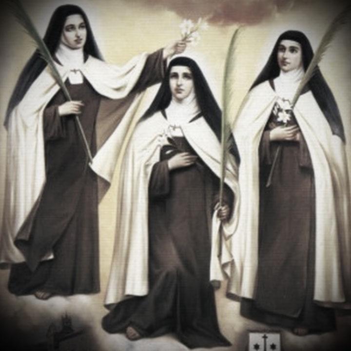 Błogosławione Męczennice z Guadlajara <br/>+ 1936