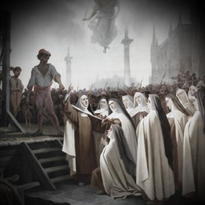 Błogosławione Męczennice z Compiègne <br/>+ 1794