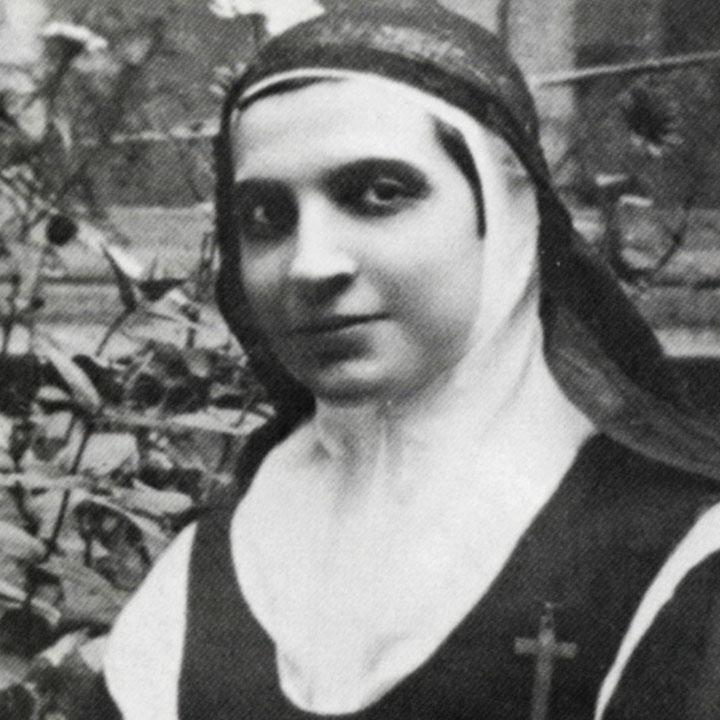Błogosławiona Eliasza od św. Klemensa <br/>(Teodora Fracasso) <br/>1901 – 1927