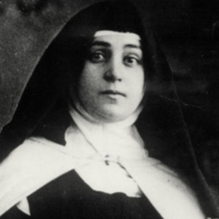 Błogosławiona Maria Sagrario od św. Alojzego <br/>(Elvira Moragas Cantarero) <br/>1881 – 1936