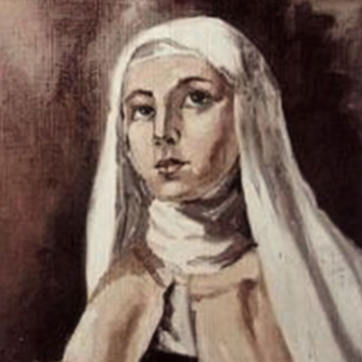 Błogosławiona Maria od Wcielenia <br/>(Barbara Aurillot) <br/>1566 – 1618