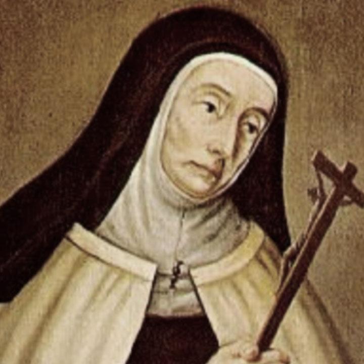 Błogosławiony Maria od Jezusa <br/>(Maria López de Rivas) <br/>1560 – 1640