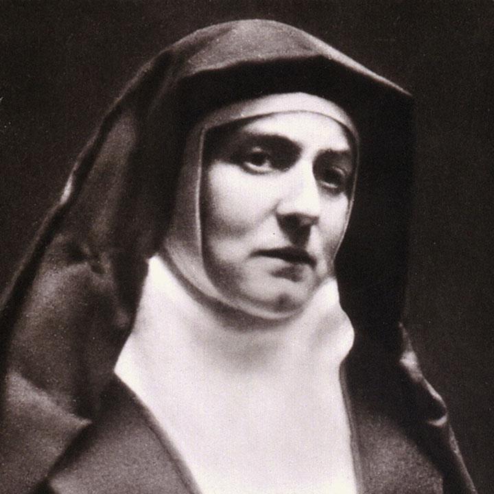 Święta Teresa Benedykta od Krzyża <br/>(Edyta Stein) <br/>1891 – 1942