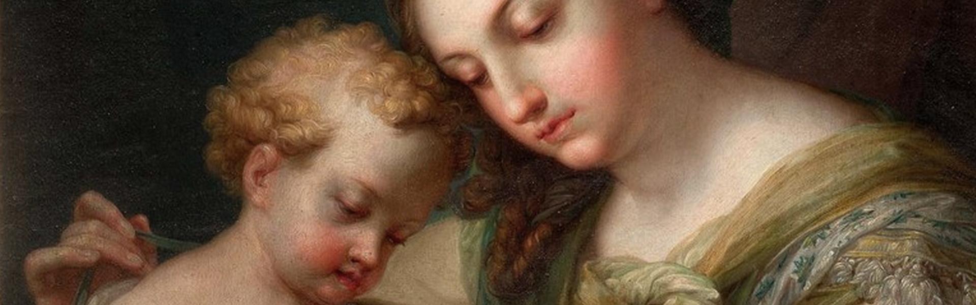 Maryja flamandzkiej mistyki