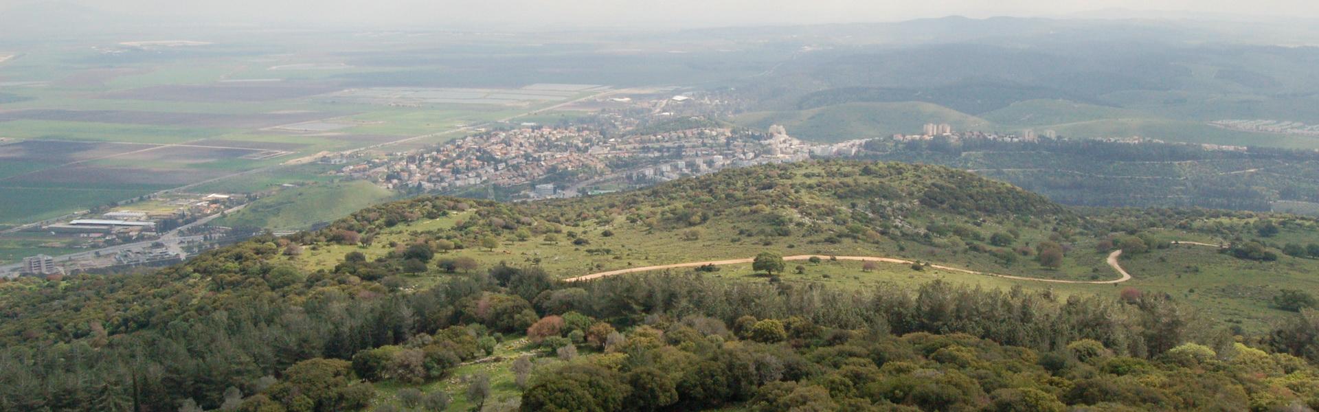 Wzgórza Karmelu