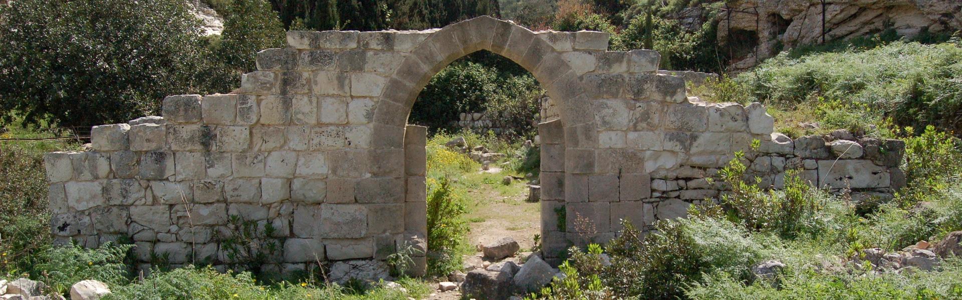 Pierwszy klasztor
